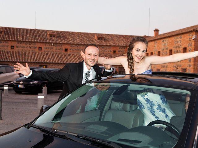 La boda de Marcos y Alicia en Toledo, Toledo 26