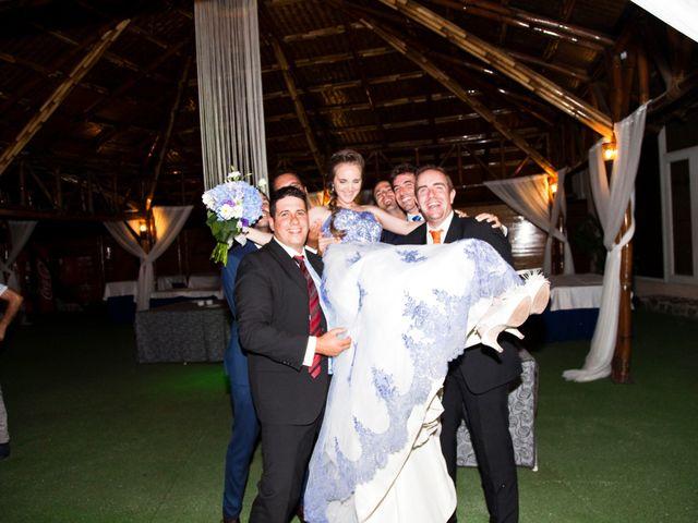 La boda de Marcos y Alicia en Toledo, Toledo 27