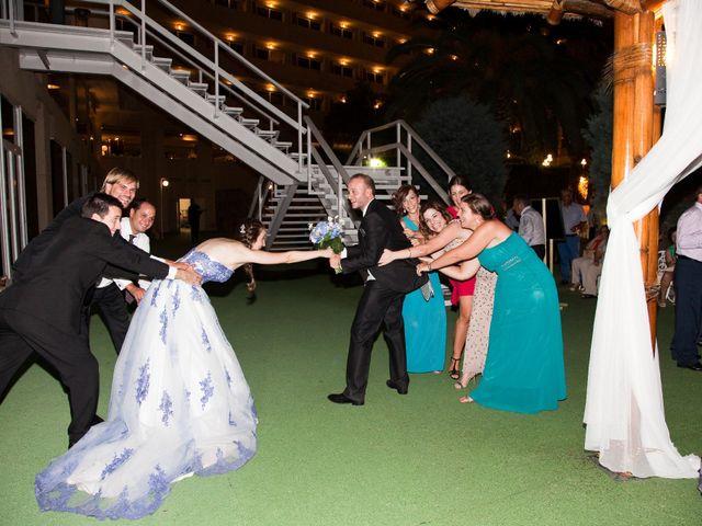 La boda de Marcos y Alicia en Toledo, Toledo 31