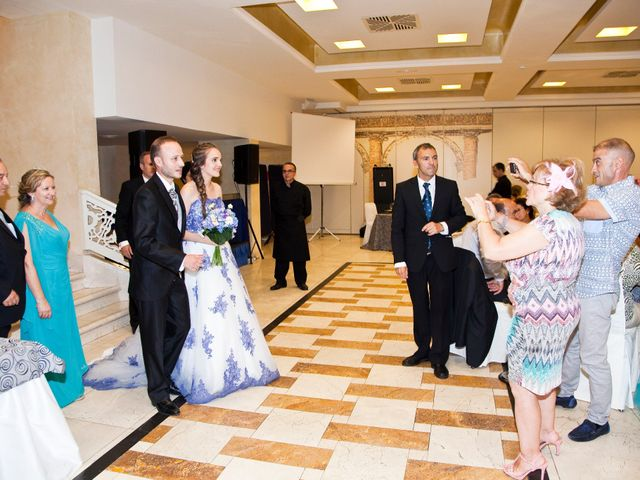 La boda de Marcos y Alicia en Toledo, Toledo 33