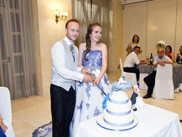 La boda de Marcos y Alicia en Toledo, Toledo 37