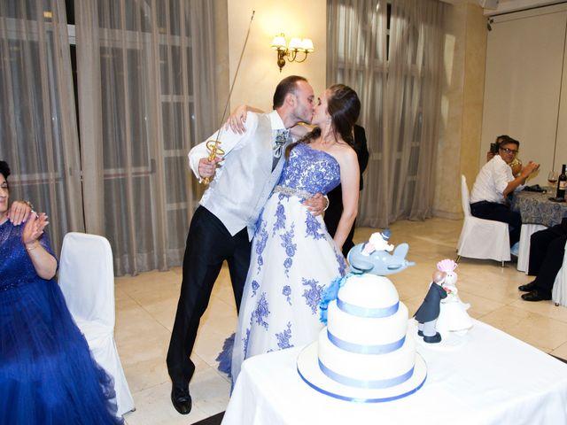 La boda de Marcos y Alicia en Toledo, Toledo 38