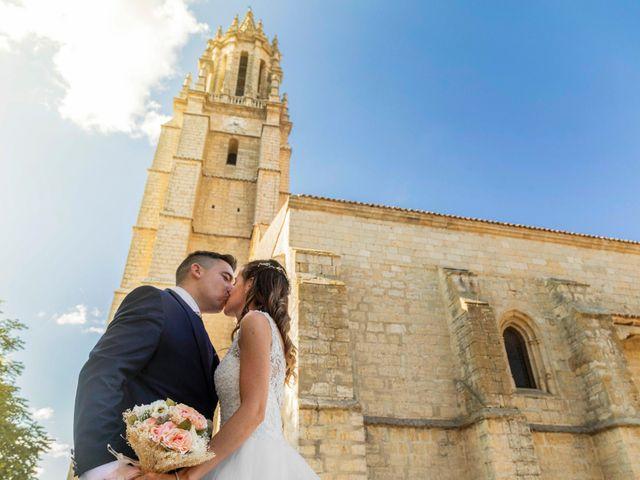 La boda de Beatriz y Francisco en Palencia, Palencia 1