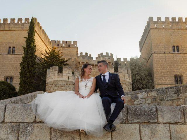 La boda de Beatriz y Francisco en Palencia, Palencia 3