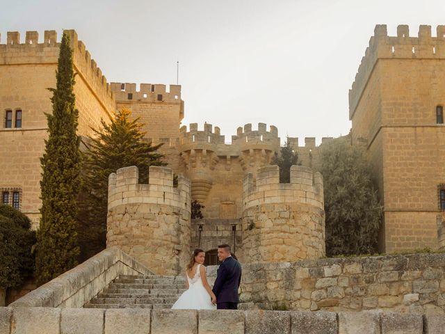 La boda de Beatriz y Francisco en Palencia, Palencia 4