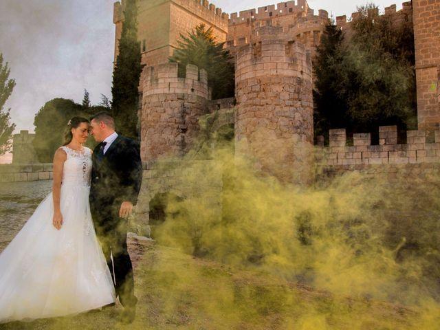 La boda de Beatriz y Francisco en Palencia, Palencia 2