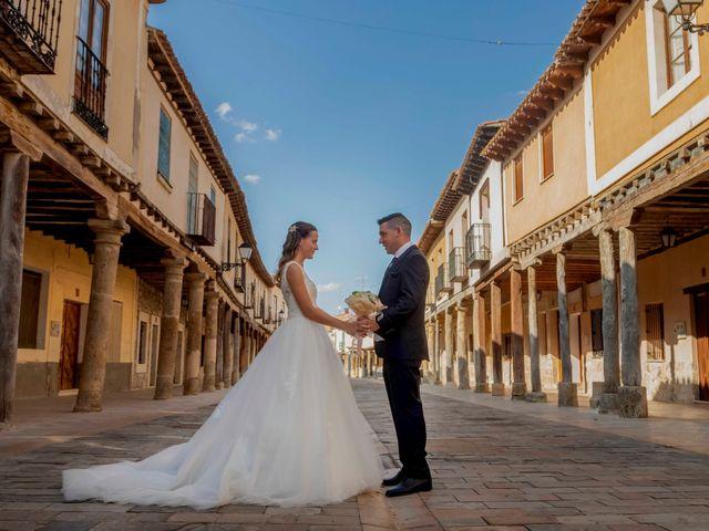 La boda de Beatriz y Francisco en Palencia, Palencia 5