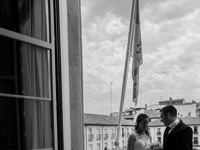 La boda de Beatriz y Francisco en Palencia, Palencia 7