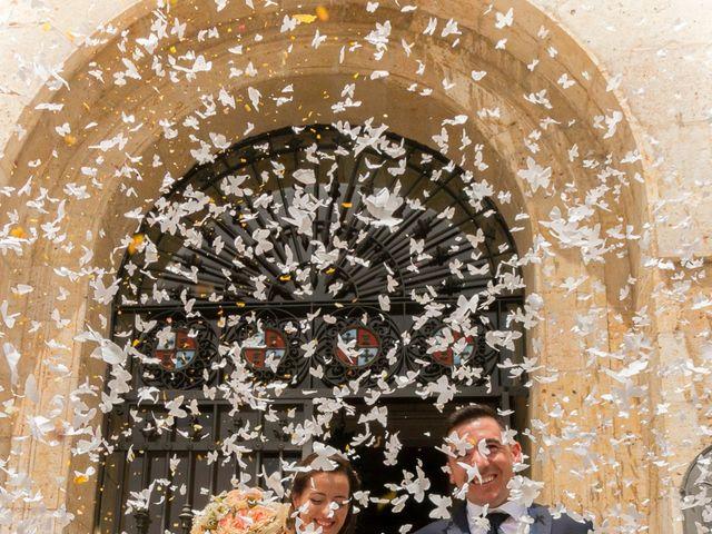 La boda de Beatriz y Francisco en Palencia, Palencia 10