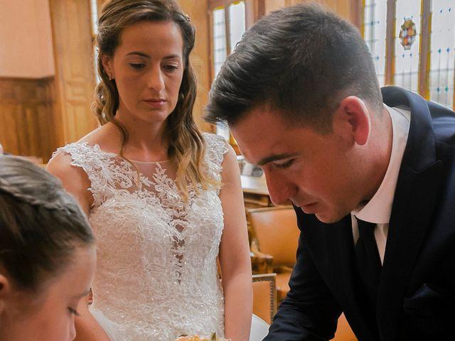 La boda de Beatriz y Francisco en Palencia, Palencia 11