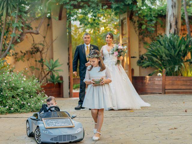 La boda de Vicente y Olga en Benicàssim/benicasim, Castellón 7