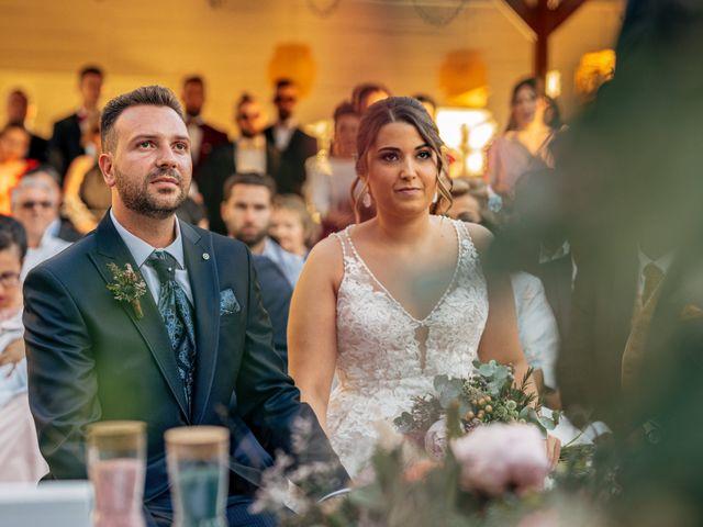 La boda de Vicente y Olga en Benicàssim/benicasim, Castellón 8
