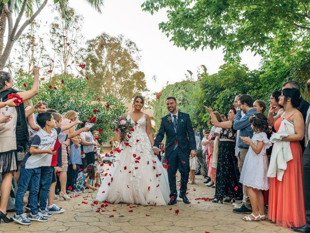 La boda de Vicente y Olga en Benicàssim/benicasim, Castellón 10
