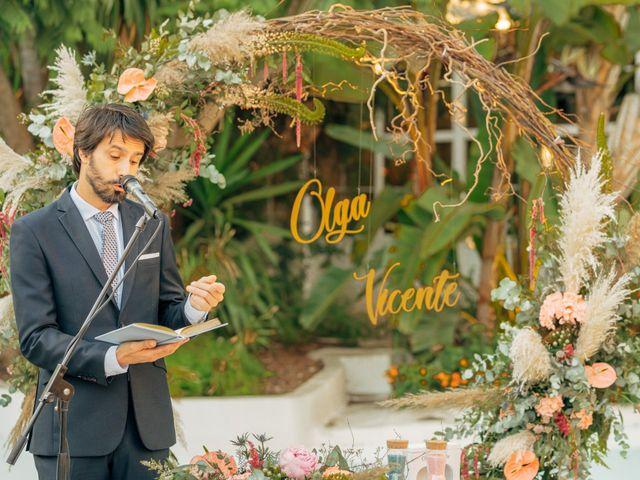 La boda de Vicente y Olga en Benicàssim/benicasim, Castellón 17