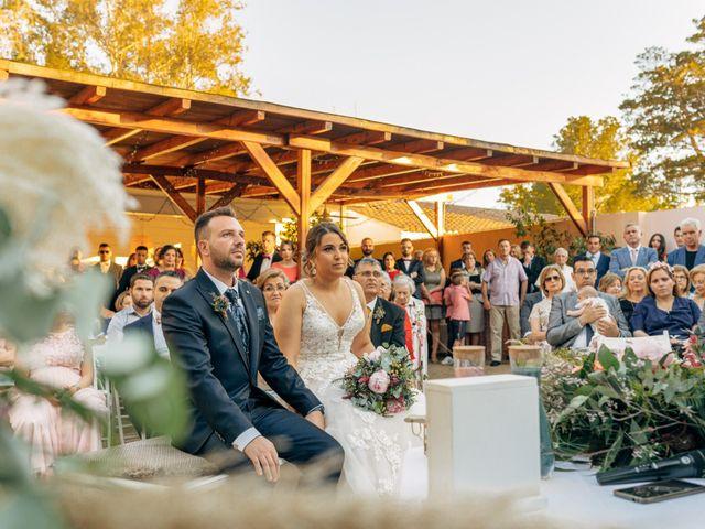 La boda de Vicente y Olga en Benicàssim/benicasim, Castellón 18