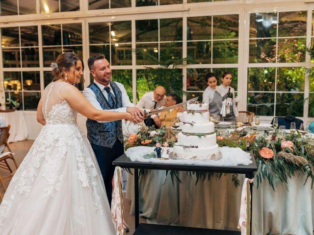 La boda de Vicente y Olga en Benicàssim/benicasim, Castellón 30