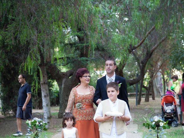 La boda de Vicente y Marta en Alborache, Valencia 24