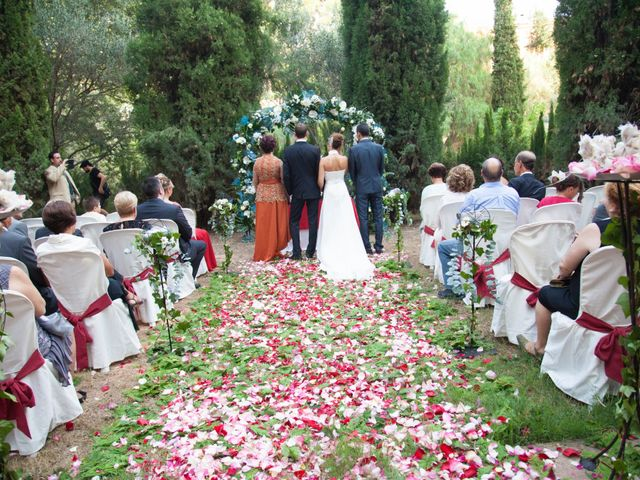 La boda de Vicente y Marta en Alborache, Valencia 26