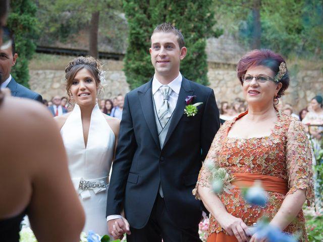 La boda de Vicente y Marta en Alborache, Valencia 27