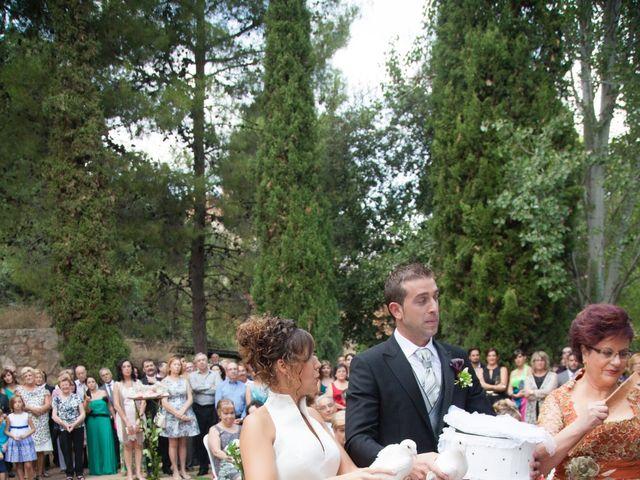 La boda de Vicente y Marta en Alborache, Valencia 29