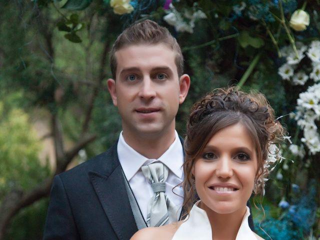 La boda de Vicente y Marta en Alborache, Valencia 34