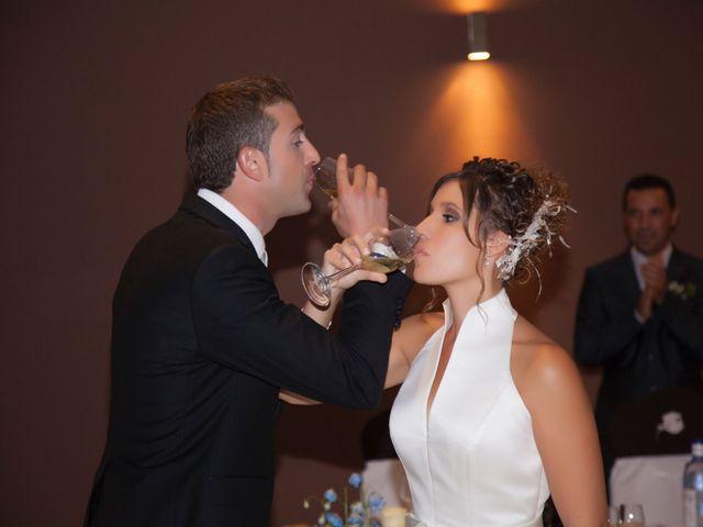 La boda de Vicente y Marta en Alborache, Valencia 35
