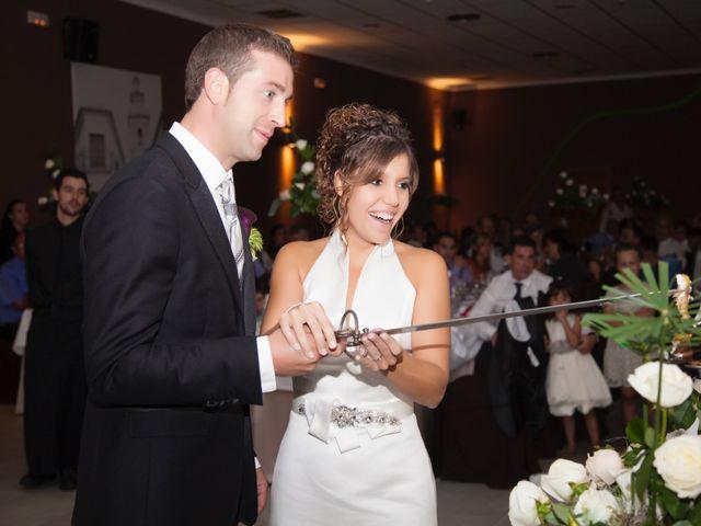 La boda de Vicente y Marta en Alborache, Valencia 38