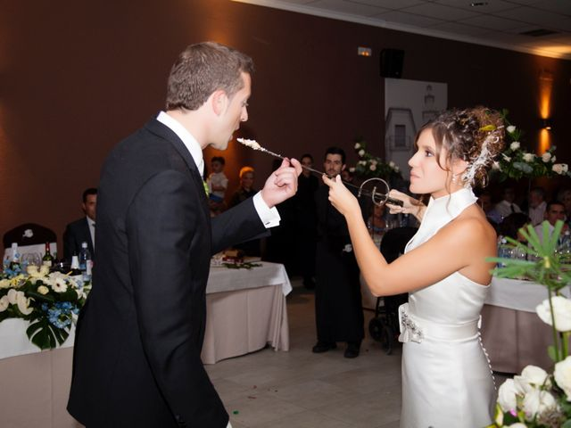La boda de Vicente y Marta en Alborache, Valencia 39