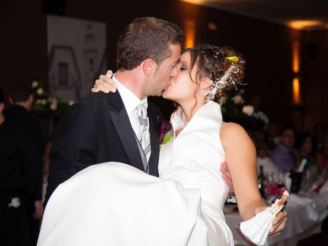 La boda de Vicente y Marta en Alborache, Valencia 40