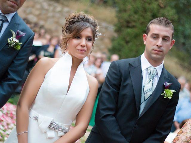 La boda de Vicente y Marta en Alborache, Valencia 43