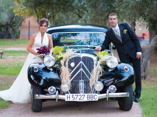 La boda de Vicente y Marta en Alborache, Valencia 46