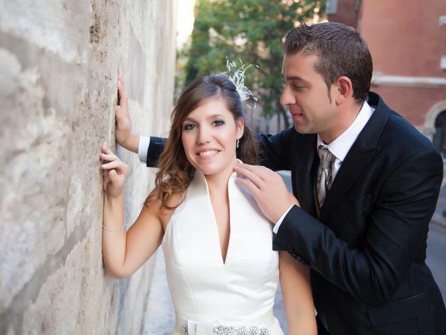 La boda de Vicente y Marta en Alborache, Valencia 48