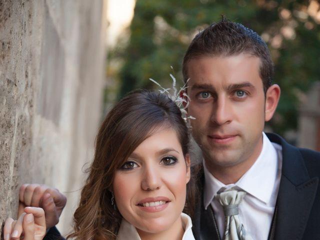 La boda de Vicente y Marta en Alborache, Valencia 49