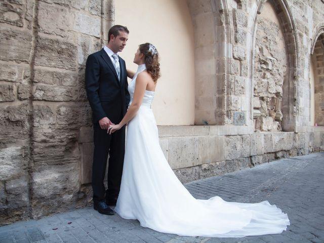 La boda de Vicente y Marta en Alborache, Valencia 50