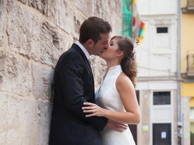 La boda de Vicente y Marta en Alborache, Valencia 51