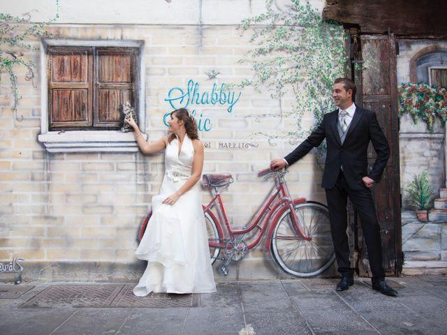 La boda de Vicente y Marta en Alborache, Valencia 53