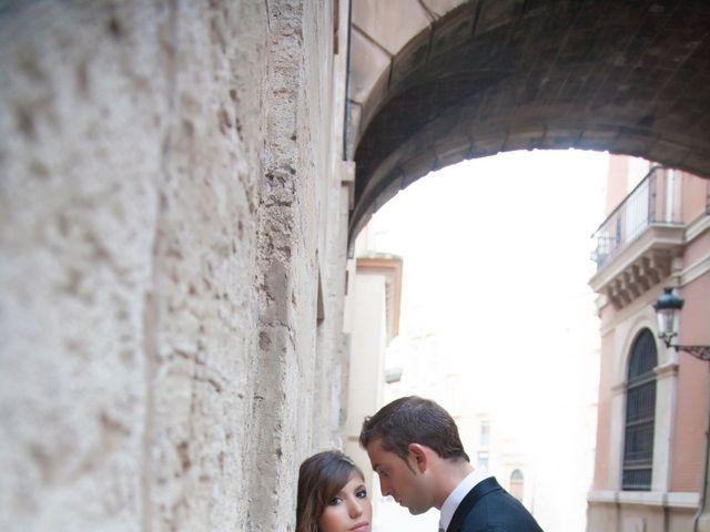 La boda de Vicente y Marta en Alborache, Valencia 55