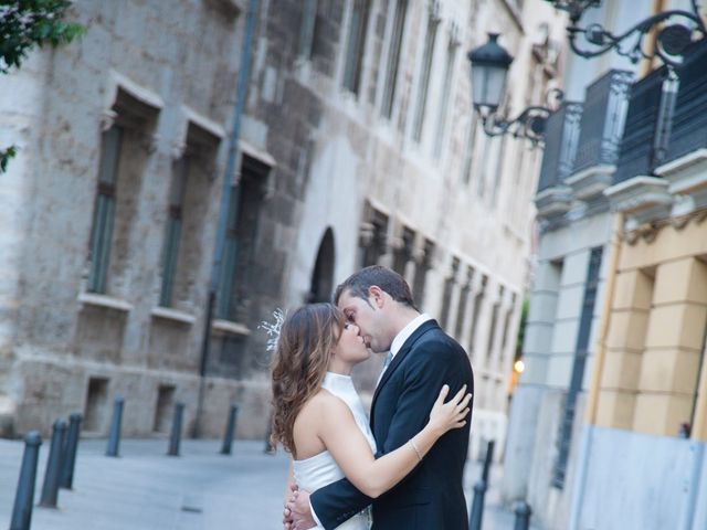 La boda de Vicente y Marta en Alborache, Valencia 56