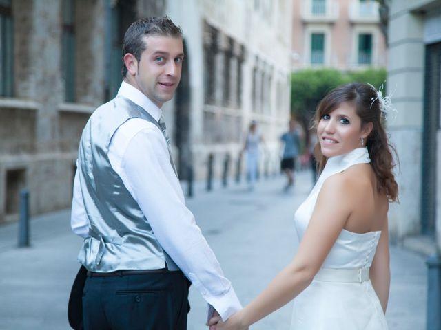 La boda de Vicente y Marta en Alborache, Valencia 57