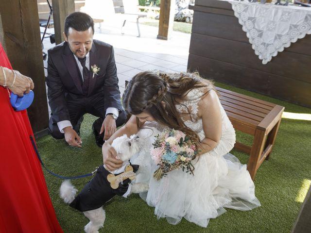 La boda de Alejandro y Alicia en Terrassa, Barcelona 17