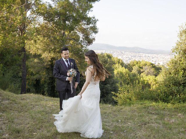La boda de Alejandro y Alicia en Terrassa, Barcelona 25