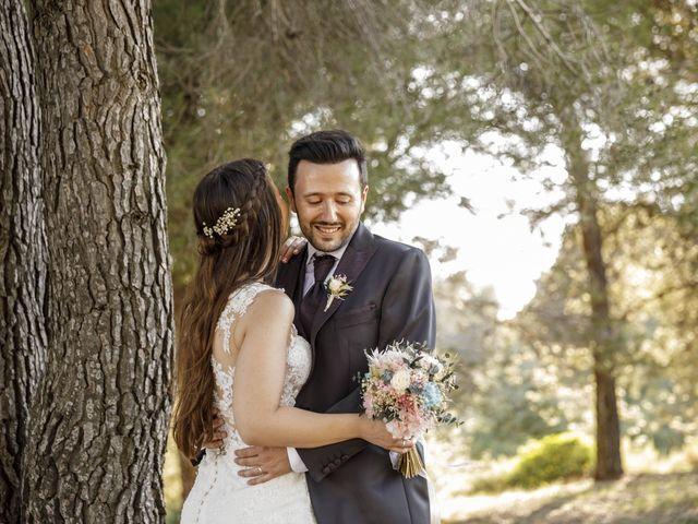 La boda de Alejandro y Alicia en Terrassa, Barcelona 22