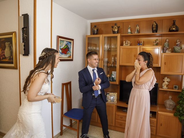 La boda de Alejandro y Alicia en Terrassa, Barcelona 5