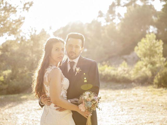 La boda de Alejandro y Alicia en Terrassa, Barcelona 24