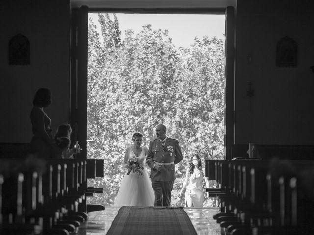 La boda de Santi y Gracia en Las Rozas De Madrid, Madrid 6
