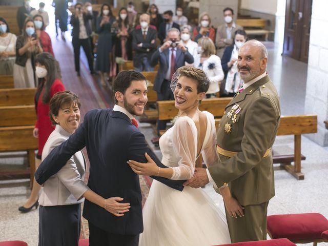 La boda de Santi y Gracia en Las Rozas De Madrid, Madrid 8
