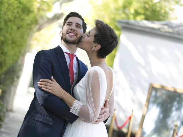La boda de Santi y Gracia en Las Rozas De Madrid, Madrid 12