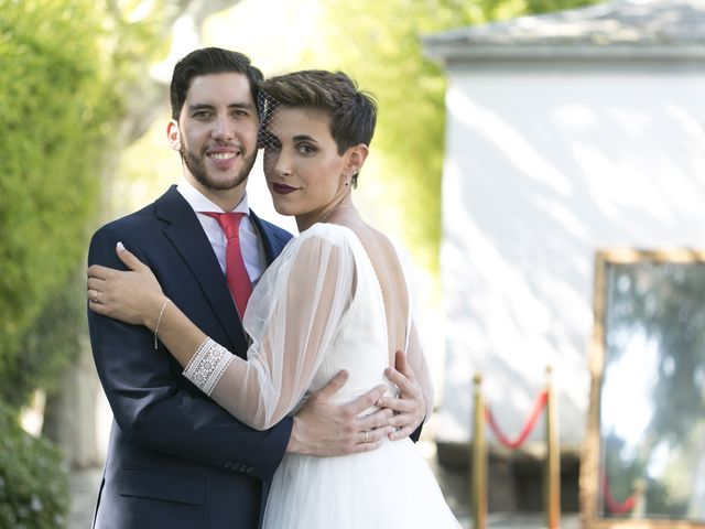 La boda de Santi y Gracia en Las Rozas De Madrid, Madrid 13