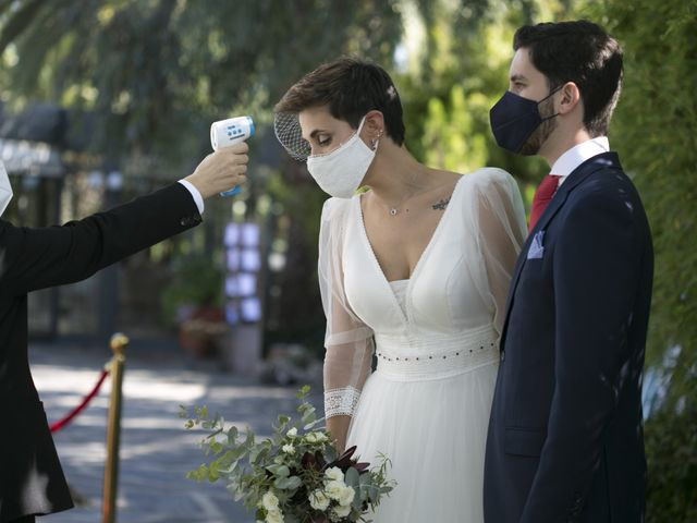 La boda de Santi y Gracia en Las Rozas De Madrid, Madrid 16
