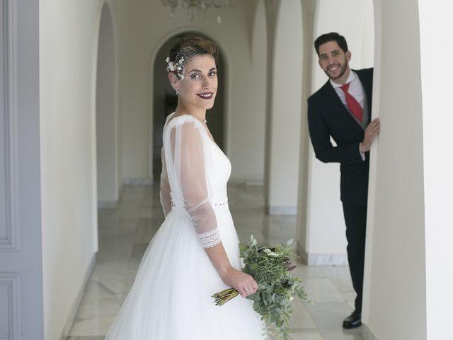 La boda de Gracia y Santi